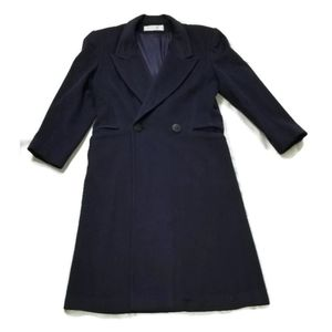 Vintage Christian Dior Loro Piana lambswool coat